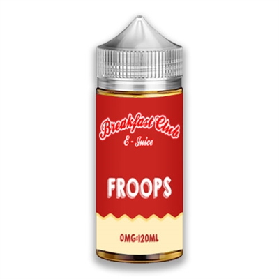 Froops by Breakfast Club E-Liquid - 120ml - $10.99 - EJuice Connect