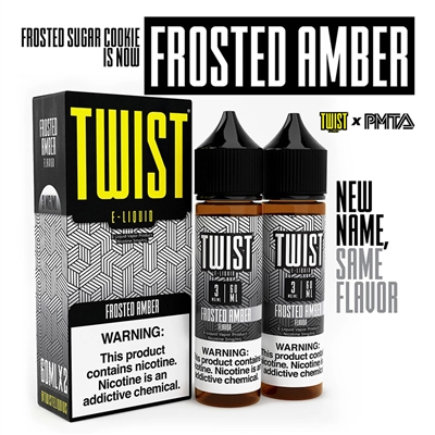 Frosted Sugar Cookie (Limited Edition) by Cookie Twist E Liquid - 120ml - $12.99 - EJuice Connect