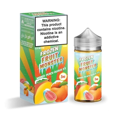 Frozen Fruit Monster Mango Peach Guava ice - Monster Vape Labs - $10.99 - EJuice Connect