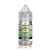 Glazed Donut by Loaded Nic Salt - 30ml - $9.99 Low Price - EJuice Connect
