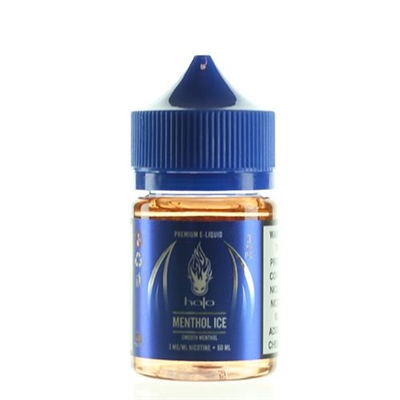 Menthol Ice by Halo E-Liquid - 60ml - $15.95 - Menthol Tobacco Vape -Ejuice Connect