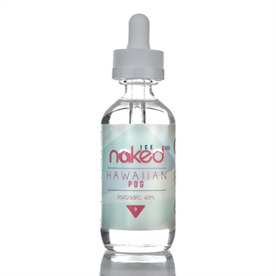Hawaiian POG ICE by Naked 100 E-liquid 60mL $10.99 Tropical Fruit E-Liquid - EJuice Connect