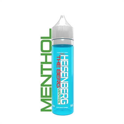 Heisenberg Menthol by Innevape E-Liquid - 75ml $9.99 Blue Slushie Vape  - EJuice Connect