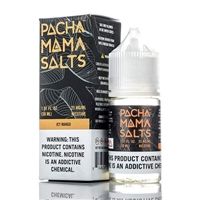 Pachamama SaltsIcy Mango by Charlie's Chalk Dust - 30ml $8.99 | EJuice Connect