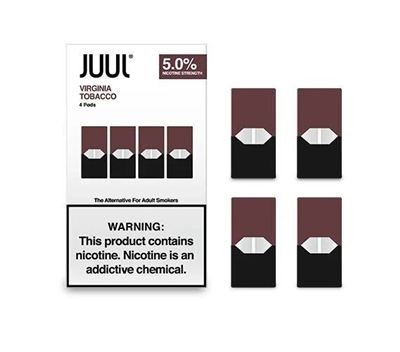 JUUL Pods - Authentic JUUL Flavor Pod Refills  - Ejuice Connect