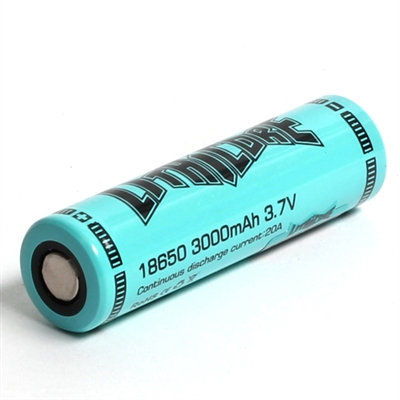 LITHICORE 18650 3000mAh Battery - EJuice Connect