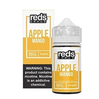 REDS Mango Apple Juice by 7 Daze - 60ml $9.99  - EJuice Connect