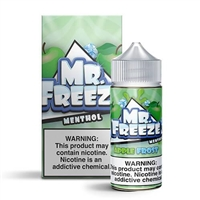 Mr. Freeze Apple Frost E-Liquid 100ml - $7.99 - Ejuice Connect