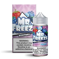 Mr. Freeze Berry Frost E-Liquid 100ml - $7.99 - Ejuice Connect