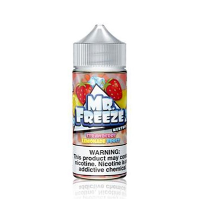 Mr Freeze Strawberry Lemonade Frost E-Liquid 100ml $7.99 - Ejuice Connect