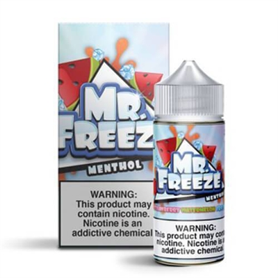 Mr. Freeze Strawberry Watermelon Frost E-Liquid 100ml - $7.99 - Ejuice Connect