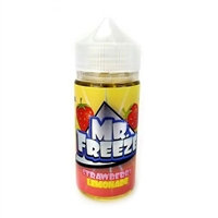 Mr. Freeze Strawberry Lemonade E-Liquid 100ml $7.99 - Ejuice Connect