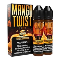 Mango Cream Dream by Mango Twist E Liquid (Limited Edition)  120ml - $12.99 - EJuice Connect