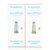 FreeMaX MaxPod NS Replacement Coils - 5 Pack $9.99  | Ejuice Connect