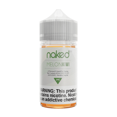 Melon Kiwi by Naked 100 (Green Blast) - 60ml $10.99 - EJuice Connect