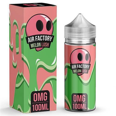 Melon Lush by Air Factory E-Liquid 100mL $13.95 - EJuice Connect