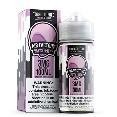 Mystery by Air Factory E-Liquid 100mL $13.99 E-Liquid - EJuice Connect