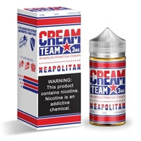 Neapolitan by Cream Team E-Liquid - 100mL $7.99 - EJuice Connect