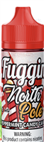 North Pole by Fuggin Vapor Co. - 120mL Only $10.99 - Peppermint Candy Vape Juice - EJuice Connect
