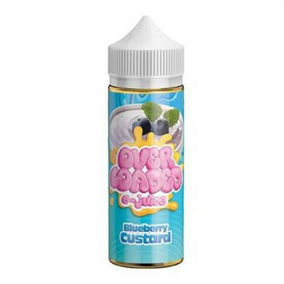 Blueberry Custard by OverLoaded E-Liquid - 120mL - $11.79 - EJuice Connect