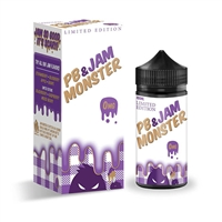Jam Monster PB & Jam Limited Edition E-Liquid - 100ml $9.99 - EJuice Connect