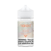 Peachy Peach by Naked 100 E-liquid - 60ml - Peach Apricot Mango $10.99 - E Juice Connect