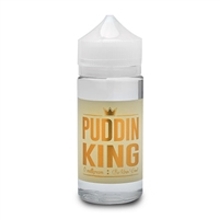 Puddin King by King Line - 100mL $7.99 Premium Vape Juice - EJuice Connect
