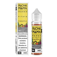 Pachamama -Mango Pitaya Pineapple E-Liquid - 60ml - $9.89 | E Juice Connect