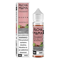 Pachamama -  Strawberry Guava Jackfruit E-Liquid - 60ml - $9.89 | E Juice Connect
