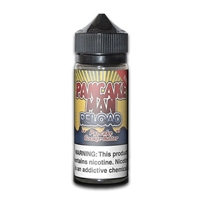 Pancake Man RELOAD Vape Breakfast Classics 120mL $9.95 E-Liquid - EJuice Connect