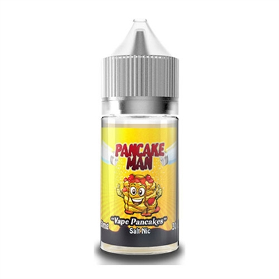 Pancake Man Salt Nic - Vape Breakfast Classics (Virtue Vape) - 30ml $9.99 - EJuice Connect