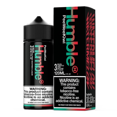 Pee Wee Kiwi E Liquid by Humble Juice Co. 120mL Vapor $11.99 - EJuice Connect
