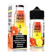 Juice Head Pineapple Grapefruit E-Liquid - 100mL - $9.99 - E Juice Connect