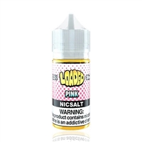 Pink Cotton Candy by Loaded Nic Salt - 30mll - $9.99 - EJuice Connect
