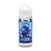 Planet Pops Blueberry by King's Crest - 120mL $21.99 - EJuice Connect