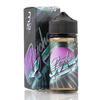 Psycho Yeti By Puff Labs E-Liquid - 100ml $11.99 - EJuice Connect