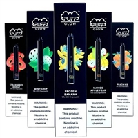 Puff Bar GLOW Disposable Pre-Filled Vape Pen - Only $8.95  - Ejuice Connect
