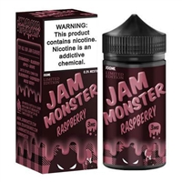 Jam Monster Raspberry 100mL Vapor $9.99 - EJuice Connect
