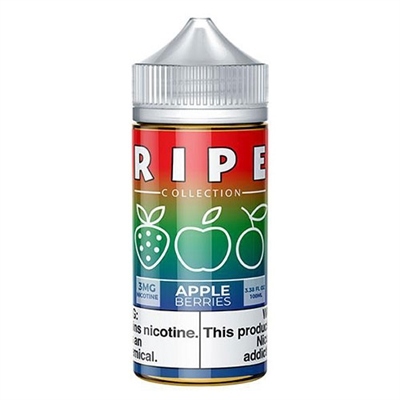 Ripe Collection Apple Berries by Vape 100 - 100ml - EJuice Connect