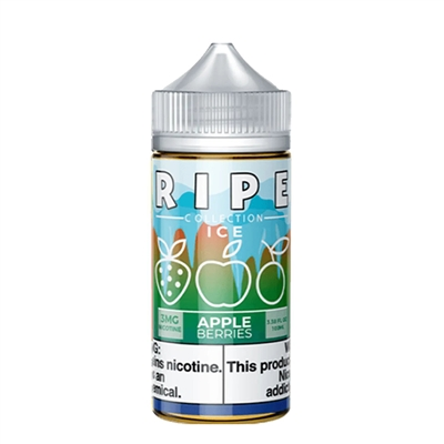 Ripe Collection Apple Berries ICE by Vape 100 - 100ml - EJuice Connect