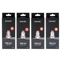 SMOK RPM Replacement Coils - 5 PK - $10.99  -  EJuice Connect