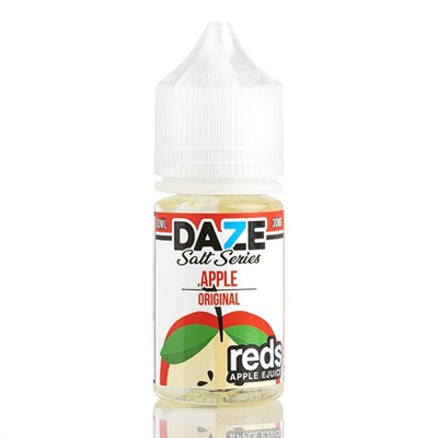 REDS Apple Juice by 7 Daze SALT Series - 30ml - $11.99  - EJuice Connect