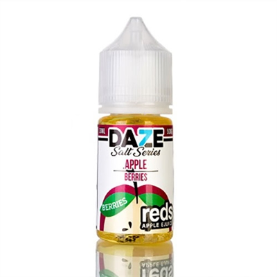 REDS Berries Apple Juice by 7 Daze SALT Series - 30ml - $9.99  - EJuice Connect