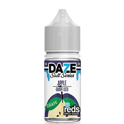 REDS Grape Iced Apple Juice by 7 Daze SALT Series - 30ml - $9.99  - EJuice Connect