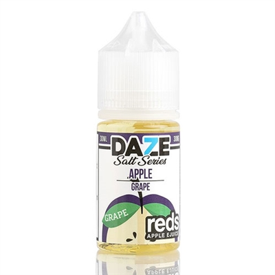 REDS Grape Apple Juice by 7 Daze SALT Series - 30ml - $9.99  - EJuice Connect