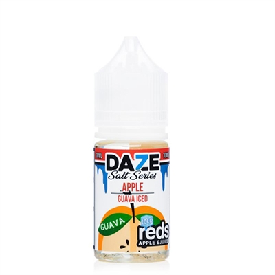 REDS Guava ICED Apple Juice by 7 Daze SALT Series - 30ml - $9.99  - EJuice Connect