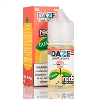 REDS Guava Apple Juice by 7 Daze SALT Series - 30ml - $9.99  - EJuice Connect