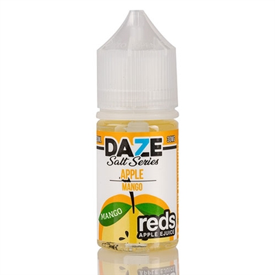 REDS Mango Apple Juice by 7 Daze SALT Series - 30ml - $9.99  - EJuice Connect