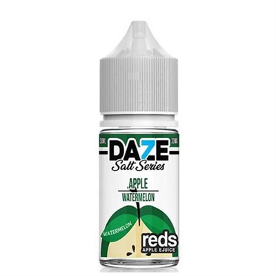 REDS Watermelon Apple Juice by 7 Daze SALT Series - 30ml - $9.99  - EJuice Connect