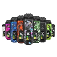 SMOK POZZ X 40W Pod Device Kit - RPM Coils 1400mAh  - $33.95 - EJuice Connect
